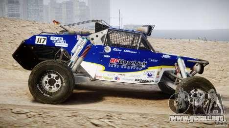 Jimco Buggy para GTA 4 Vista posterior izquierda