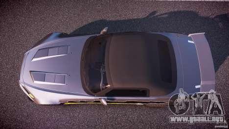 Honda S2000 Tuning 2002 piel 3 para recocido para GTA 4 visión correcta