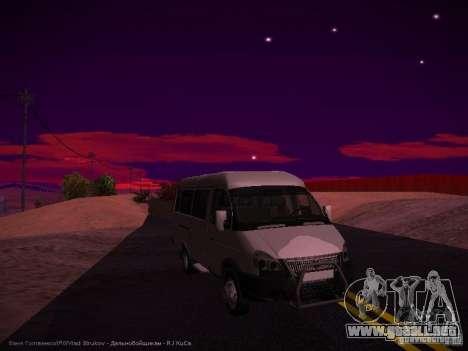 Gacela 32213 negocios v1.0 para GTA San Andreas left