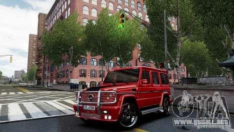 Mercedes-Benz G500 para GTA 4