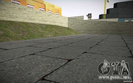 Departamento de bomberos de HD para GTA San Andreas séptima pantalla