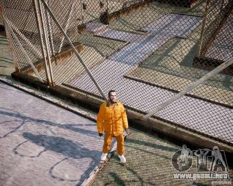 The prison Rob para GTA 4 quinta pantalla