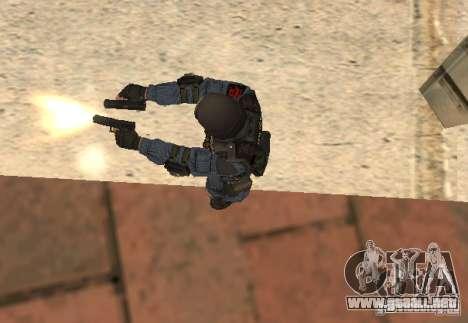 Glock 17 para GTA San Andreas tercera pantalla