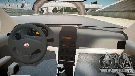 Fiat Albea Sole (Bug Fix) para GTA 4 vista lateral