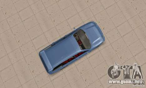Toyota Carina 1996 para la visión correcta GTA San Andreas