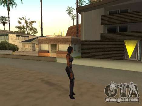 Archlight Deadpool The Game para GTA San Andreas sucesivamente de pantalla