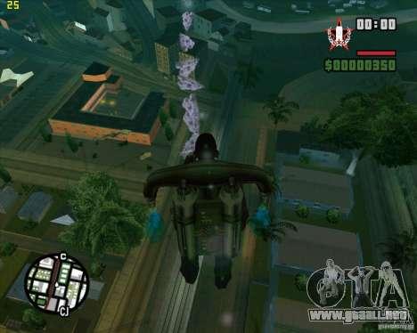 Fuegos artificiales para GTA San Andreas
