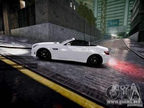 Mercedes SLK 2012 para GTA 4 left