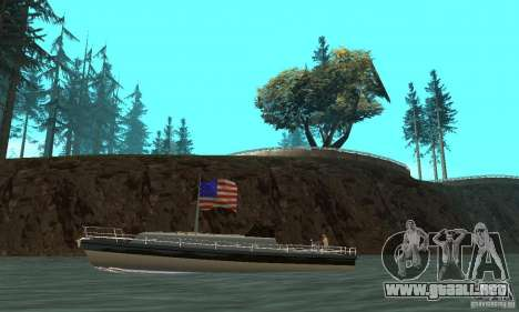 USA Marquis para GTA San Andreas left