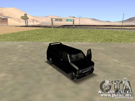Burrito HD para GTA San Andreas