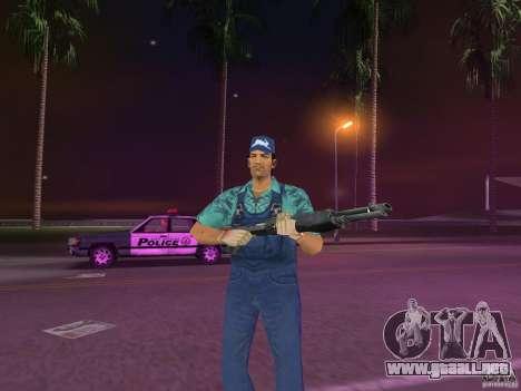 Pak domésticos armas para GTA Vice City novena de pantalla