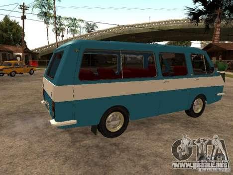 RAPH 2912 para la visión correcta GTA San Andreas