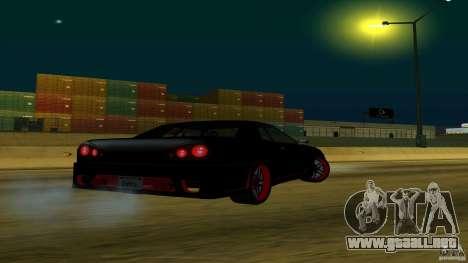 New elegy v1.0 para GTA San Andreas left