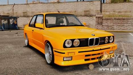 BMW M3 E30 v2.0 para GTA 4
