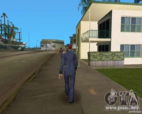 POLICÍA rusa para GTA Vice City segunda pantalla