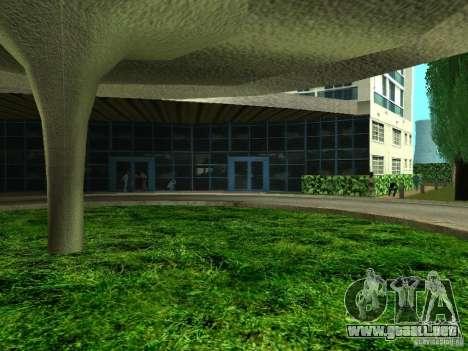Nuevas texturas para V-Rock para GTA San Andreas quinta pantalla