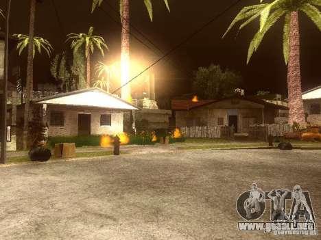 Atomic Bomb para GTA San Andreas octavo de pantalla