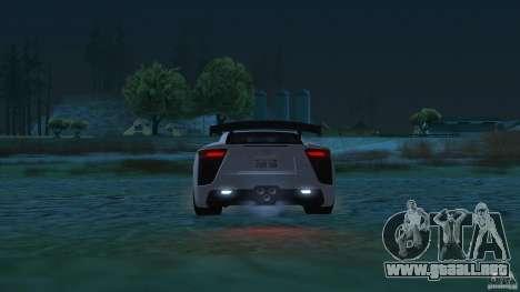 Improved Vehicle Features v2.0.2 (IVF) para GTA San Andreas tercera pantalla