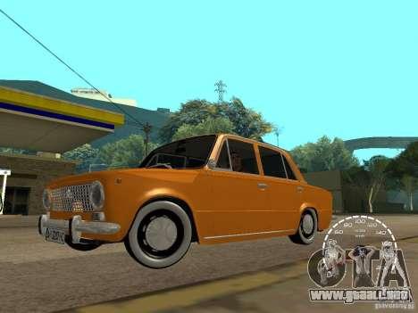 VAZ 2101 restaurado para GTA San Andreas