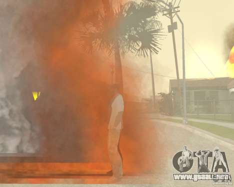 Tornado para GTA San Andreas sucesivamente de pantalla