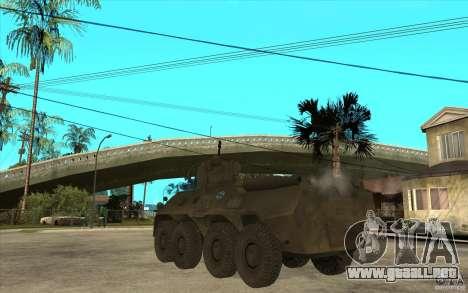 Vehículos blindados de COD MW2 para la visión correcta GTA San Andreas