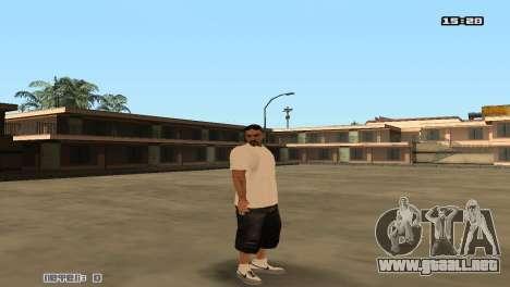 Los Santos Vagos para GTA San Andreas segunda pantalla