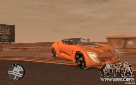 Bertone Mantide para GTA 4
