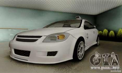 Chevrolet Cobalt SS para GTA San Andreas