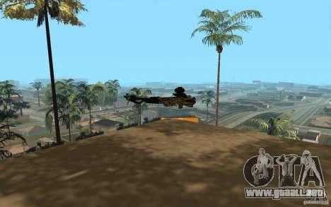 Ballesta para GTA San Andreas sucesivamente de pantalla