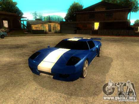Bullet GT Drift para GTA San Andreas