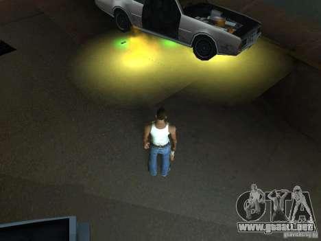 IVLM 2.0 TEST №3 para GTA San Andreas séptima pantalla