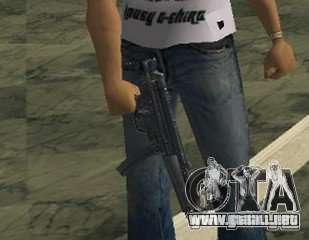 Max Payne 2 Weapons Pack v1 para GTA Vice City séptima pantalla