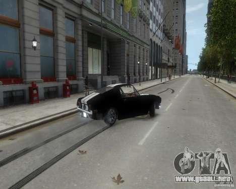 Ford Mustang Tokyo Drift para GTA 4 vista interior