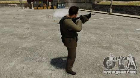 Vladimir Makarov para GTA 4 adelante de pantalla