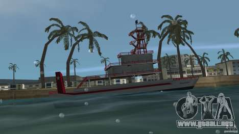 Ferry para GTA Vice City left