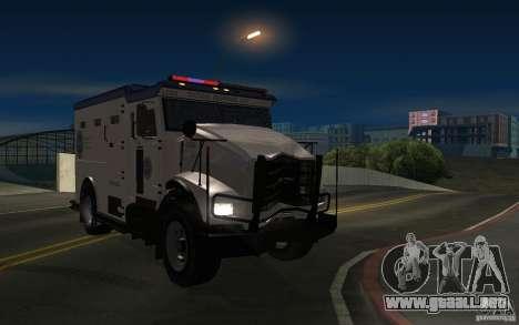 Securicar de GTA IV para la visión correcta GTA San Andreas