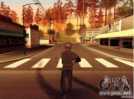 ENBSeries FS by FLaGeR v 1.0 para GTA San Andreas tercera pantalla