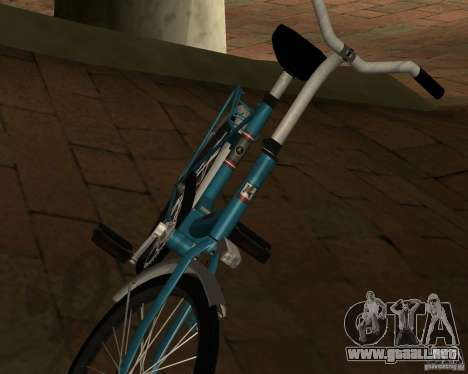 Romet Wigry 3 para GTA San Andreas left