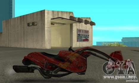 Nueva bicicleta de Star Wars para GTA San Andreas left