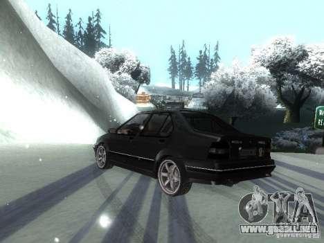 Renault 19 Chamade para la visión correcta GTA San Andreas