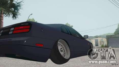 Nissan 300zx para visión interna GTA San Andreas