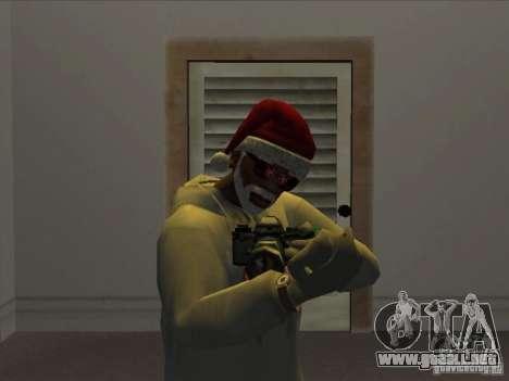 Nuevas gafas para CJ para GTA San Andreas segunda pantalla