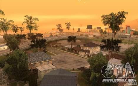 New loadscreens para GTA San Andreas tercera pantalla