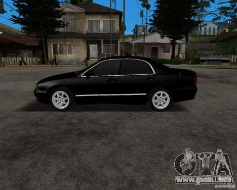 Mitsubishi Diamante para GTA San Andreas left
