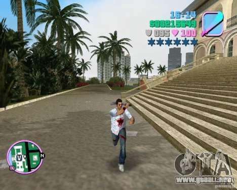 4 Skins y modelo para GTA Vice City segunda pantalla