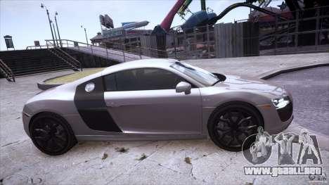 Audi R8 V10 para GTA 4 visión correcta