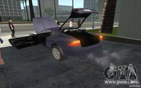 F620 de GTA TBoGT para la visión correcta GTA San Andreas