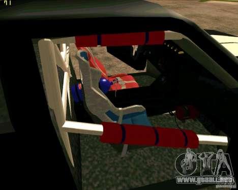 Hotring Racer Tuned para el motor de GTA San Andreas