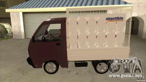Suzuki Carry 4wd 1985 Abastible para GTA San Andreas left