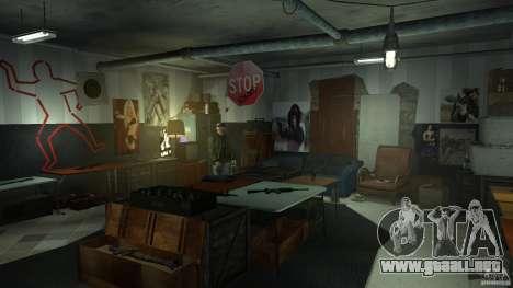 Retextured Broker Gunshop para GTA 4 segundos de pantalla